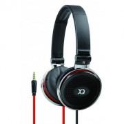 Xqisit H100 hoofdtelefoon koptelefoon - Zwart