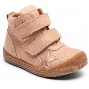 Bisgaard Velcro Sneaker, Nude Square 22