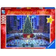 Puzzle Craciun Nyc, 1000 Piese Ravensburger