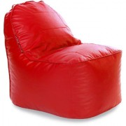 Home Story Video Rocker Chair Bean Bag XXL Size Red Color Cover Only
