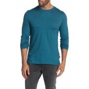 BOSS Tenison Long Sleeve T-Shirt TURQAQUA