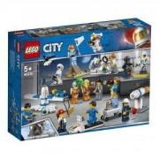 Конструктор Лего Сити - Пакет с хора – космически изследвания, LEGO City Space Port, 60230