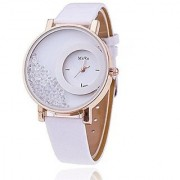 TRUE CHOICE NEW BRAND SUPER FAST SELLING mxre white Women Watch WITH 6 MONTH WARRANTY