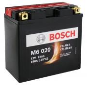 Bosch YT14B-4/YT14B-BS 12V 12Ah 190A AGM bal+ motorkerékpár akkumulátor - 512903