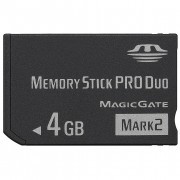 MARK2 4GB High Speed Memory Stick Pro Duo (100% Real Capacity)