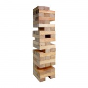 Joc de societate Jenga Mini Tumbling Tower, 2-8 jucatori