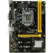Placa de baza Biostar H110M-BTC, Intel H110, LGA 1151