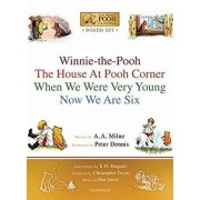 Winnie-The-Pooh Boxed Set: Winnie-The-Pooh; The House at Pooh Corner; When We Were Very Young; Now We Are Six/A. A. Milne