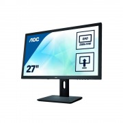 Monitor LED AOC Q2775PQU 27 inch 4ms Black