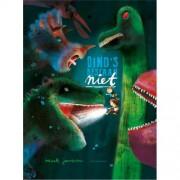 Dino's bestaan niet - Mark Janssen