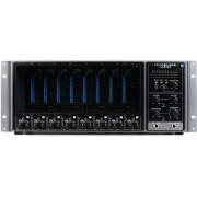 Cranborne Audio 500R8 Interfaz de Audio USB en un Chasis Serie 500 con 8-bahías y Sumadora 8 canales