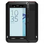 Sony Xperia X Compact Love Mei Powerful Case - Black