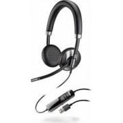 Casti Stereo Call-Center Plantronics Blackwire C725-M USB Certificat Microsoft