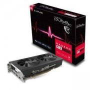 Видео карта Sapphire PULSE RADEON RX 580 8G GDDR5 DUAL HDMI / DVI-D / DUAL DP OC W/BP, 11265-05-20G