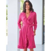 Peter Hahn Große Größen - Nicki-Mantel mit 3/4-Arm