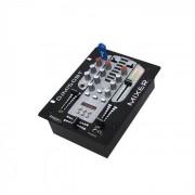 Ibiza DJM150USB-BT Mesa de mezclas de 5 canales USB BT