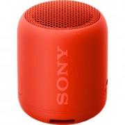 Boxa portabila Sony SRS-XB12R, EXTRA BASS, IP67, Bluetooth, Autonomie 16 ore, Rosu