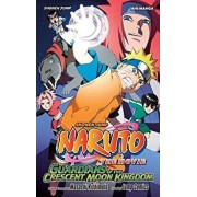 Naruto the Movie Ani-Manga, Vol. 3: Guardians of the Crescent Moon Kingdom, Paperback/Masashi Kishimoto