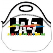 Jazz Logo Travel OutdoorTote Lunch Bag