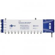 Goobay 5/12 Multischalter MS-512PQ QUAD-LNB tauglich