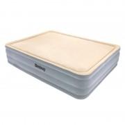 Bestway - Cama insuflável Raised Foamtop Confort - BESTWAY