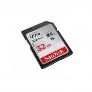 SanDisk Ultra 32 GB SDHC Clase 10 UHS-I Tarjeta De Memoria De Hasta 80 MB/s (SDSDUNC-032G-GN6A)