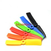 Generic Orange : FC 3550 3.5*5 inch 2-blade CW CCW Propeller Props for FPV Multicopter 6 Pairs Black