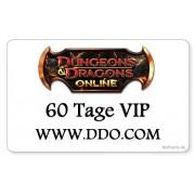 Turbine Dungeons & Dragons GameCard 60 Tage DDO VIP