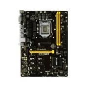 Tarjeta Madre Biostar ATX TB250-BTC PRO Ver. 6.x, S-1151, Intel B250, USB 3.0, 32GB DDR4, para Intel