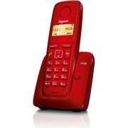 Bežični telefon Siemens Gigaset A120 Crveni