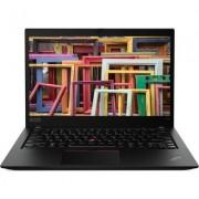 "Лаптоп Lenovo ThinkPad T14s - 14"" FHD IPS Touch, Intel Core i7-10510U, LTE"