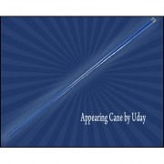 Appearing Cane (Blue) by Uday - Trick