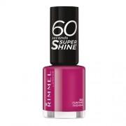 Rimmel 60 Seconds Super Shine Nail Polish 323 Funtime 8ml