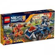 Конструктор Лего Нексо Рицари - Превозвачът с кули на Axl - Lego Nexo Knights, 70322