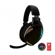 HEADPHONES, ASUS ROG Strix Fusion 500 Hi-Fi-Grade ESS DAC and Amplifier, Virtual 7.1, RGB, Gaming, Mic.