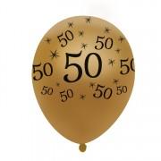 Narodeninové balóniky - 10 kusov 50