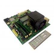 Kit Placa de baza INTEL DQ45CB + Intel Pentium Dual Core E5500 2.8GHz + 4GB DDR2 + Cooler