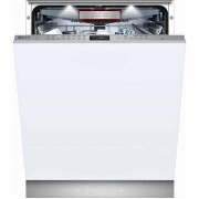 NEFF N70 S515T80D2G Fully Integrated Standard Dishwasher - Stainless Steel Control Panel with Fixed Door Fixing Kit - A++ Rated