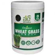 AE NATURALS Pure Organic Wheat Grass Powder 250g