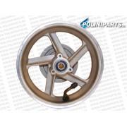 Minibike Achterwiel 6.5 Inch 5 Spaaks
