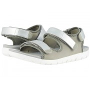 FitFlop Neoflex Back Strap Sandals Soft GreySilver