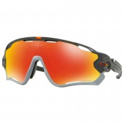 Oakley Jawbreaker Sunglasses - Matt Carbon/Prizm Ruby