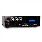LTC PAA60USB Amplificador PA Karaoke USB SD MP3 -12V (BD-PAA60USB)