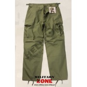 Spodnie BDU Helikon oliwkowe - zielone bojówki