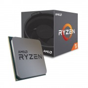 CPU, AMD RYZEN 5 2600 /3.9GHz/ 6MB Cache/ AM4 (YD2600BBAFBOX)