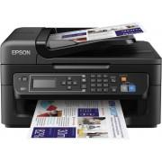 Epson WorkForce WF-2630WF Multifunctionele inkjetprinter Printen, Faxen, Kopiëren, Scannen ADF, USB, WiFi