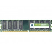 Corsair ValueSelect VS512MB400 512 MB DDR-RAM PC-werkgeheugen module 400 MHz 1 x 512 MB