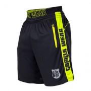 Gorilla Wear Shelby Shorts Black/Neon Lime