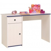 Bureau enfant simple coloris pin memphis