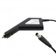 Dell Latitude D620 laptop autós töltő 65W + USB2.0